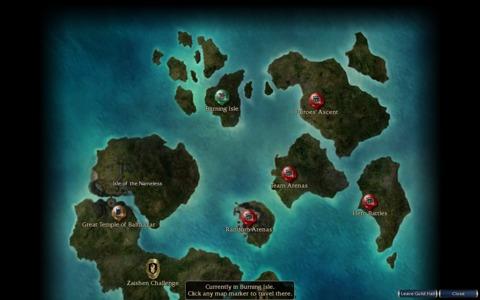 The PvP Battle Isles