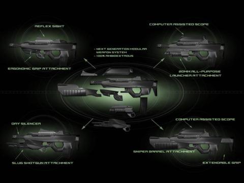 SC-20K Attachments