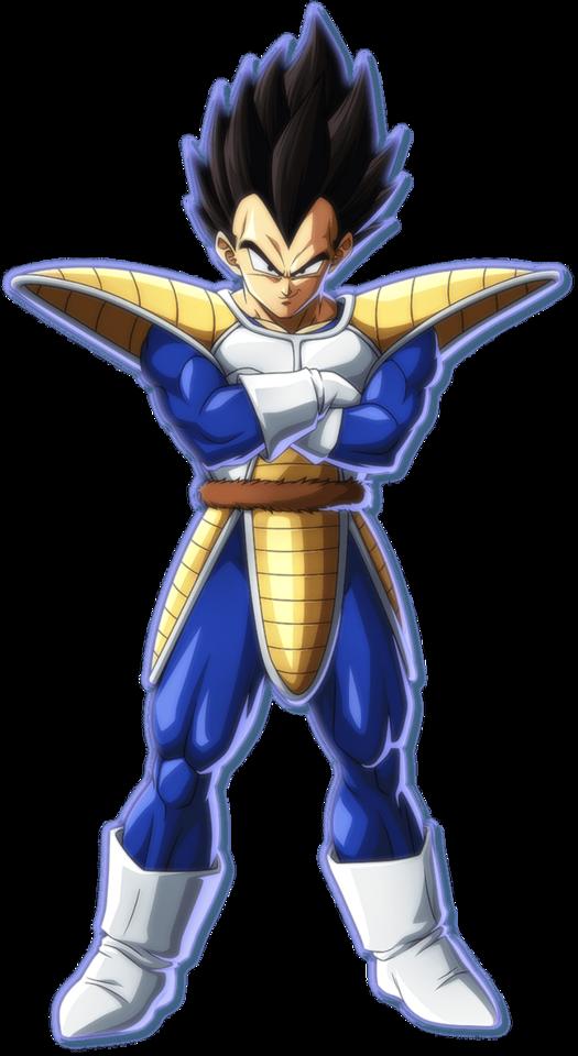Saiyan Saga Vegeta, Dragon Ball FighterZ