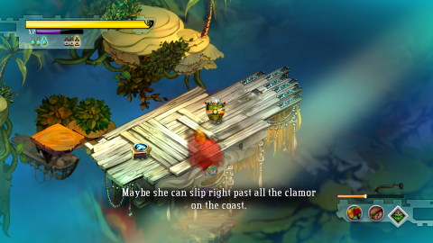Signal Studios was tipped off to the Metacritic issue by Supergiant Games.