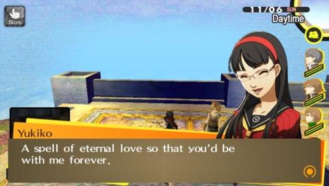 I'm already under Yukiko's spell ;)
