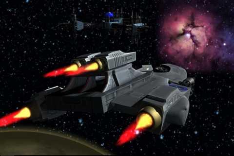 Federation Destroyer