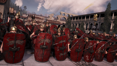 After 9 years, Total War returns to Rome.