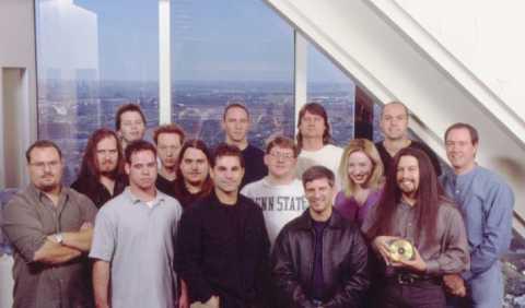 The Daikatana development team