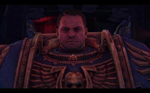 Titus, an original Space Marine - accept no imitations