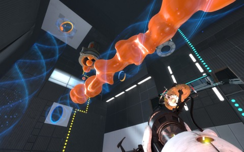 New Gameplay elements really enhance the basic puzzles compared to the original game.