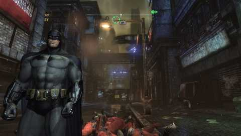 Arkham City offers up more exploration than the Asylum