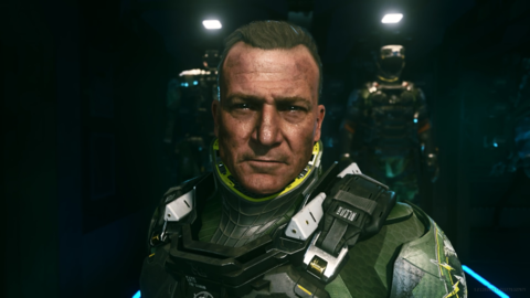 This guy shows up the first time you play multiplayer to tell you about