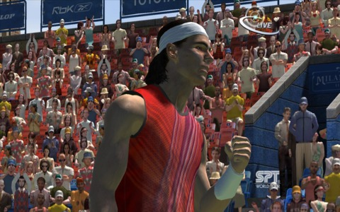 Rafael Nadal in VT3