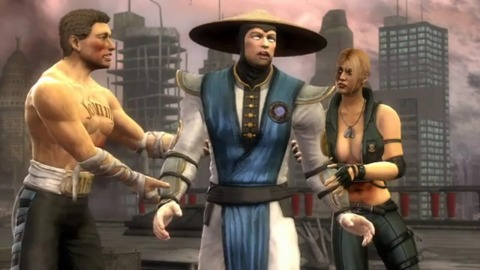 All that's left of Earthrealm's heroes.