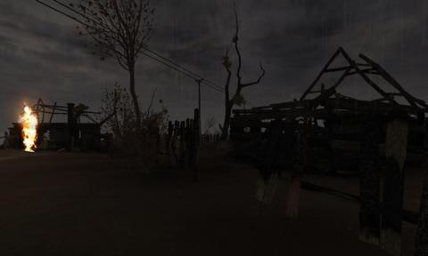 Burnt Farmstead