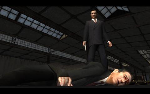 Tommy kills Sergio