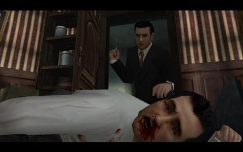 Tommy finds Paulie dead