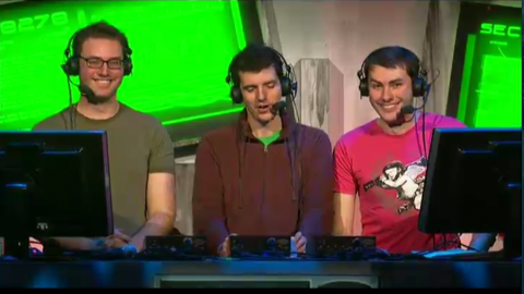 It's guys like these that help keep the enthusiasm for StarCraft II alive and well.