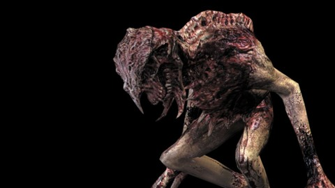Stalkers are the most terrifying enemy in the series not because of their looks, but because of their hunting behavior.