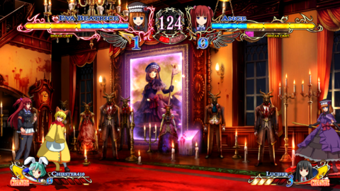 Activating Metaworld transforms the stage.