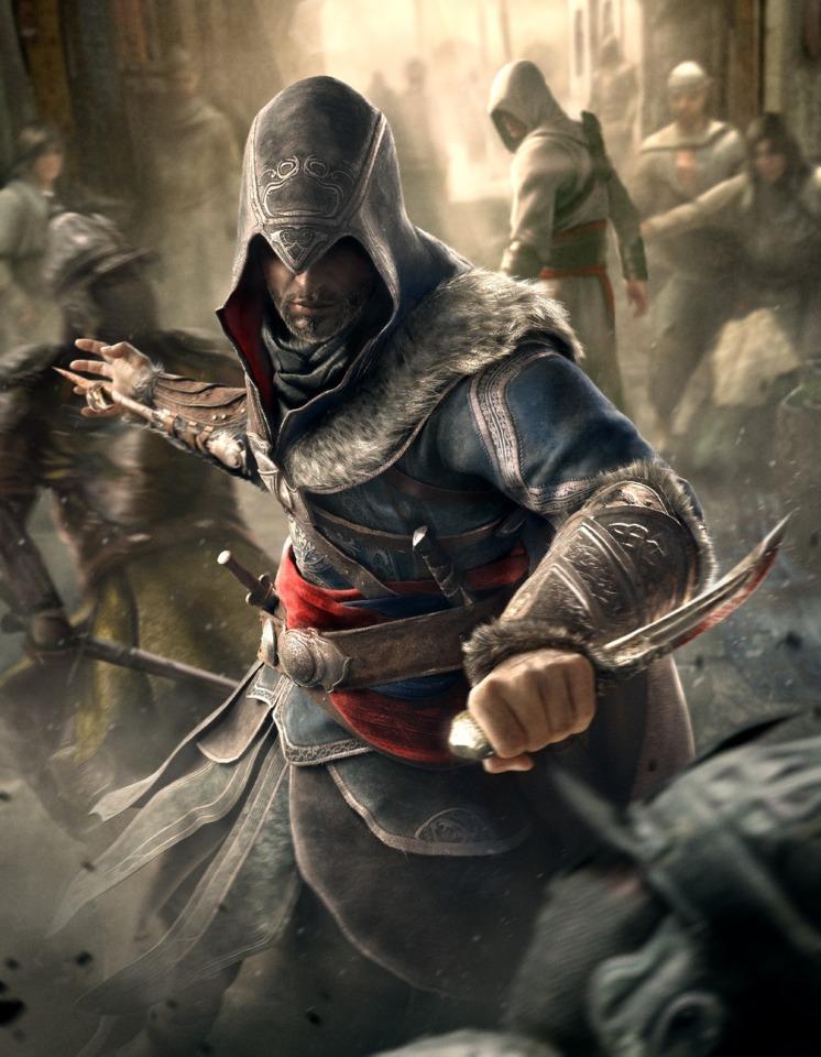Ezio returns