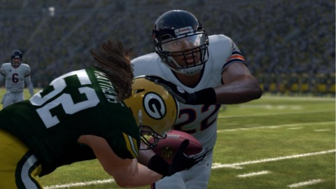 The new tackling animations are certainly more dynamic, if not quite as overtly satisfying.