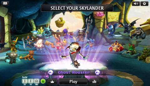 It may be too early for Activision to say anything, but a Skylanders follow-up seems assured.
