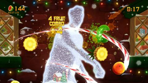 What a 4/5 means for Fruit Ninja is a bit different than what 4/5 means for Skyward Sword.