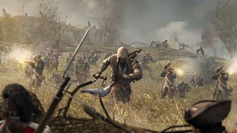 Assassin's Creed III will be one of the first new games to benefit from Ubisoft's new DRM policy.