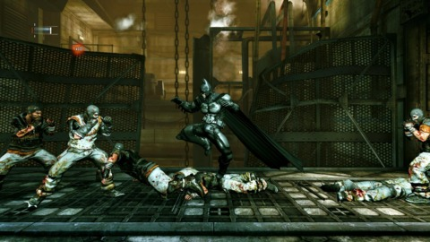 Many of the Arkham games' signature mechanics survive the transition to 2.5D.