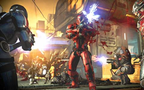 Heir is working on Mass Effect 3, a sequel to one of this generation's most beloved games.