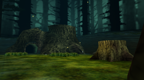 The Lost Woods.