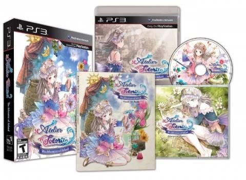Atelier Totori Premium Edition