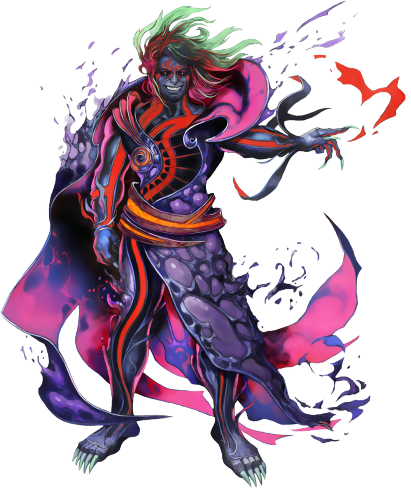 Hades from Kid Icarus: Uprising.