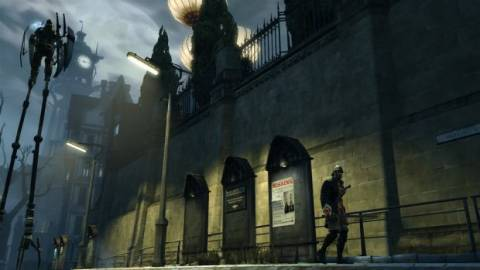 Dishonored is at its best when its dark