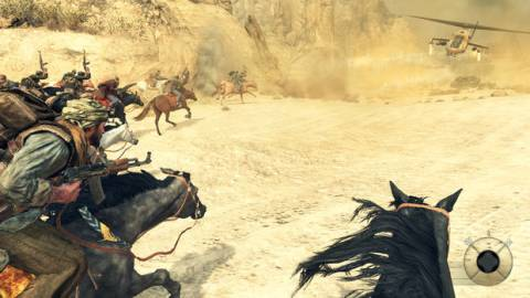 Not Red Dead level, but those are still some great horses