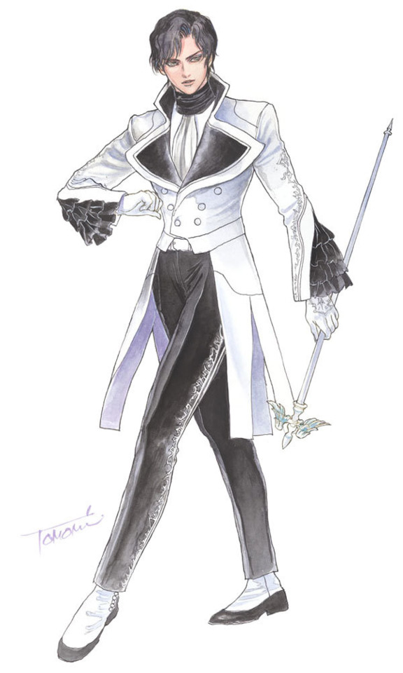Another wizard concept art