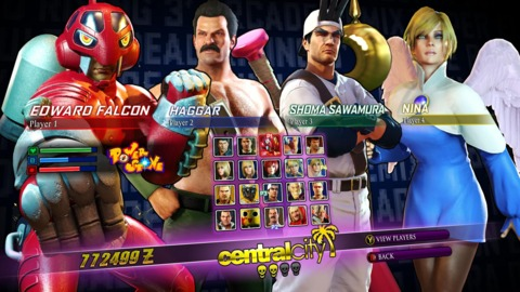 All 4 Dead Rising characters cosplaying in Capcom franchises.