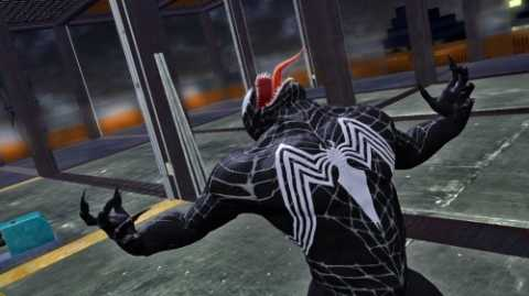 Venom is the final villain in the game.