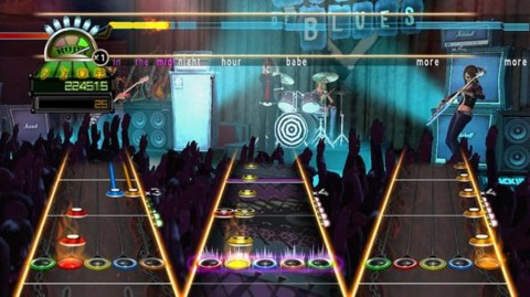 No more Guitar Hero DLC for you. Or Band Hero. Or DJ Hero. Any of the Heroes, basically.