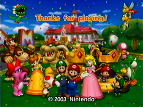 Mario Kart is also known as the kingdom's most popular racing tournament.