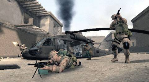 The WSJ reported that the game had over 40 veterans contribute to the project.