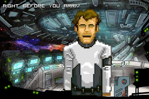 Star Command's unique artwork style