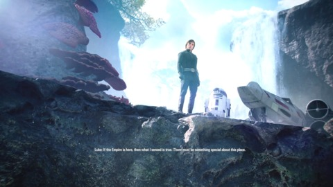 Iden's story takes a back seat at several points.