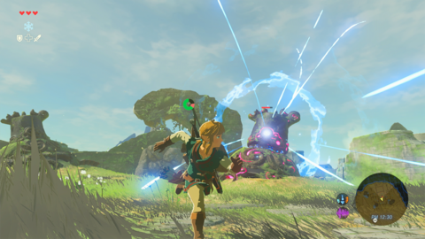You'll need to be able to handle these guys if you want to make it to Ganon.