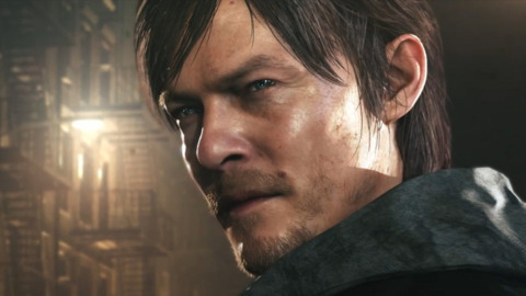 All that time spent lovingly rendering Norman Reedus' face, for nothing. Nothing!