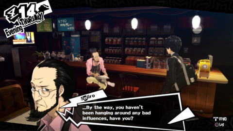Now why would you say something like that Sojiro?