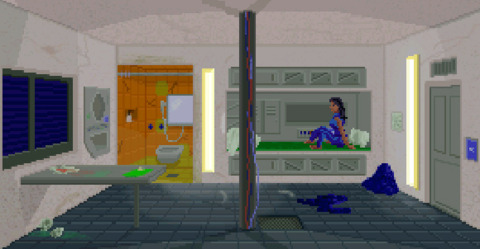 Screenshot from the freeware version