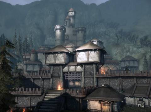The Stronghold of Vigils Keep