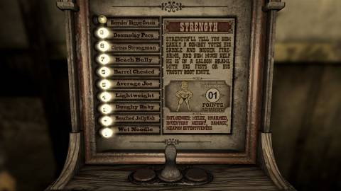 The Vit-O-Matic allows players to place their S.P.E.C.I.A.L. points