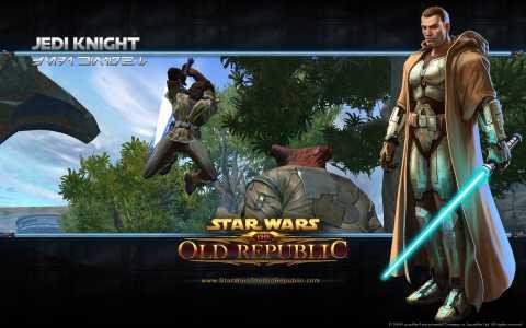 Concept of the Jedi Knight class