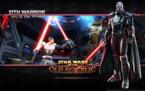 Sith Warrior concept