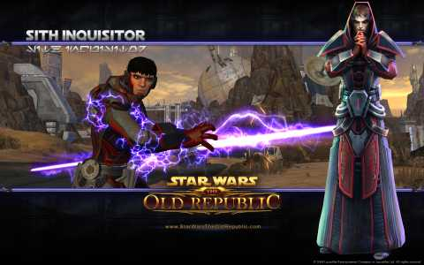 Concept of a Sith Inquisitor
