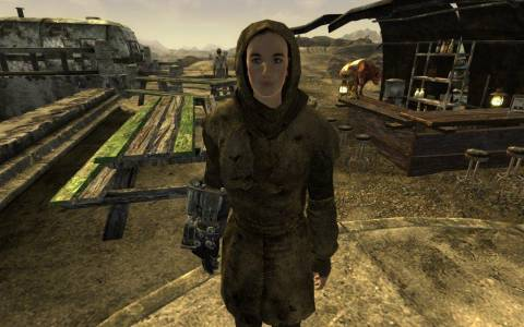 Veronica wouldn't be too thrilled if you blew up the Brotherhood of Steel's underground base.
